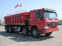Huanli HLZ5310TSS fracturing sand dump truck