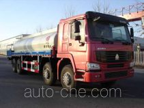 Huanli HLZ5310TSY operating pressure test truck