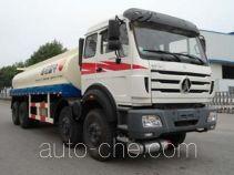Huanli HLZ5311GYC oil residue tank truck