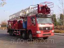 Huanli HLZ5311TXJ60D well-workover rig truck