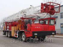 Huanli HLZ5360TXJ60D well-workover rig truck
