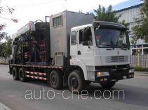 Huanli HLZ5400TLG coil tubing truck