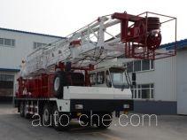 Huanli HLZ5400TXJ well-workover rig truck