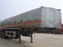 Huanli HLZ9351GYY oil tank trailer