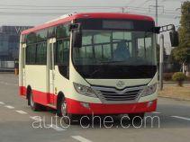 华新牌HM6600CFN5J型城市客车
