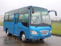 华新牌HM6600LFD4J型客车