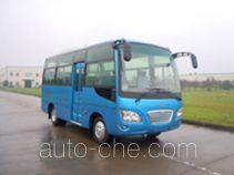 华新牌HM6600LFN2型客车