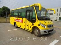 华新牌HM6602LFD4X型客车