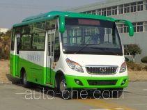 华新牌HM6660CRBEV型纯电动城市客车