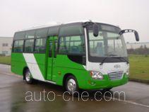 华新牌HM6660LFD4X型客车