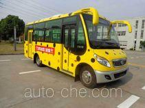 华新牌HM6662CFD5X型城市客车