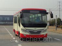 华新牌HM6663CFD4J型城市客车