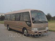 华新牌HM6700LFD4J型客车