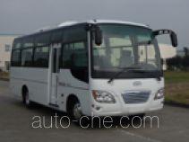 华新牌HM6730LFD4J型客车