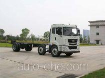 华菱之星牌HN1250HC24E8M5J型载货汽车底盘