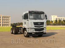 华菱之星牌HN1250HB35C6M5J型载货汽车底盘