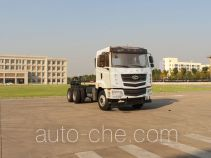 华菱之星牌HN1250HB35D1M5J型载货汽车底盘