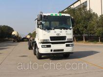 CAMC Star HN1250X24B6M5J truck chassis