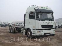 华菱之星牌HN1250X31E8M5J型载货汽车底盘