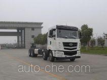 华菱之星牌HN1310BH38C7M4J型载货车底盘