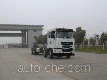 华菱之星牌HN1310HB35CLM5J型载货汽车底盘
