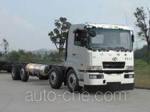 华菱之星牌HN1310NGC28D4M5J型载货汽车底盘