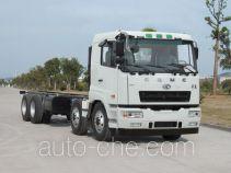 华菱之星牌HN1318AB35D5M4J型载货汽车底盘