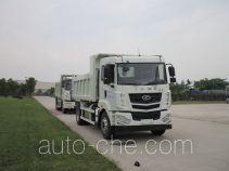 华菱之星牌HN3160H22D8M4型自卸汽车