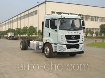 CAMC Star HN3160H22D8M4J dump truck chassis