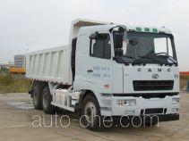 华菱之星牌HN3250B34D1M4型自卸汽车