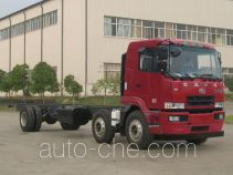 CAMC Star HN3250C27D8M4J dump truck chassis