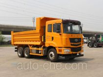 华菱之星牌HN3250H35C6M5型自卸汽车