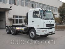 CAMC Star HN3250NGB39D7M5J dump truck chassis