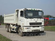 华菱之星牌HN3250NGX38D4M5型自卸汽车