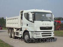 华菱之星牌HN3252A31C6M4型自卸汽车