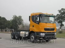 CAMC Star HN3253A37C6M4J dump truck chassis