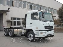 CAMC Star HN3250HB34D7M4J dump truck chassis