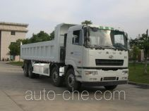 华菱之星牌HN3310AB37D6M4型自卸汽车