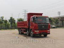 华菱之星牌HN3310B34C1M5型自卸汽车