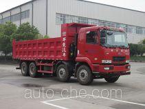 华菱之星牌HN3310C27C1M5型自卸汽车