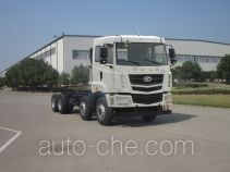 CAMC Star HN3310H37D6M5J dump truck chassis