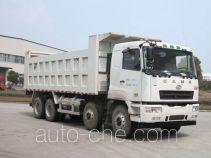 华菱之星牌HN3310NGX38C9M5型自卸汽车