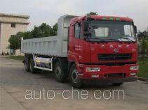 华菱之星牌HN3310NGX38D5M5型自卸汽车