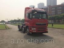 华菱之星牌HN4250A33B8M5型牵引汽车