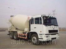 湖南牌HN5250G4D2GJB型混凝土搅拌运输车