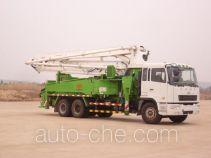CAMC Hunan HN5290THB concrete pump truck