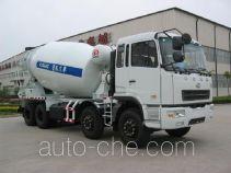 湖南牌HN5300G9D4GJB型混凝土搅拌运输车