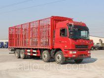 CAMC Star HN5310CCQC27D6M4 livestock transport truck