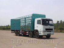 华菱之星牌HN5310P29D6M3CCQ型畜禽运输车