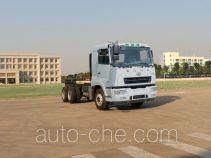 CAMC Star HN5330THBAB41E2M5J concrete pump truck chassis